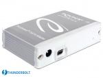 Rack extern Thunderbolt la SATA 6 Gb/s, Delock 61971