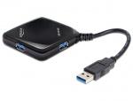 HUB extern 4 porturi USB 3.0, Delock 62485